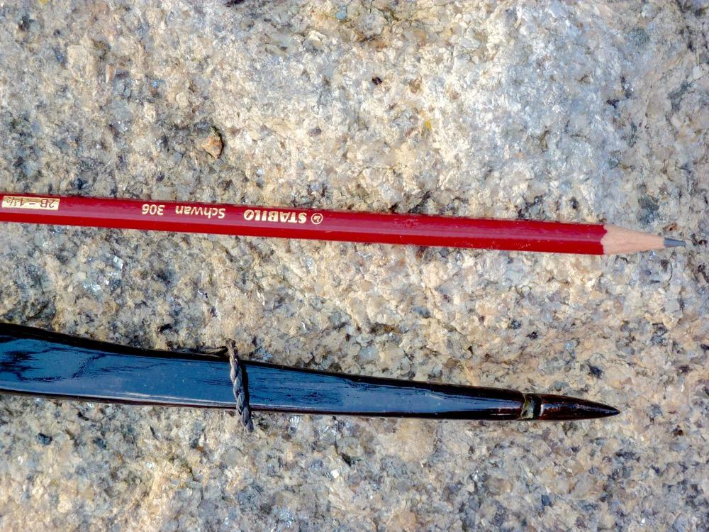 Osage stickbow Maasai - 13 von 21