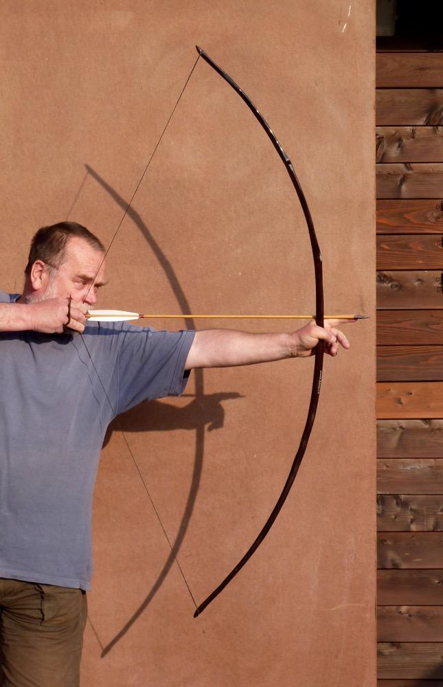 Osage stickbow Maasai - 16 von 21