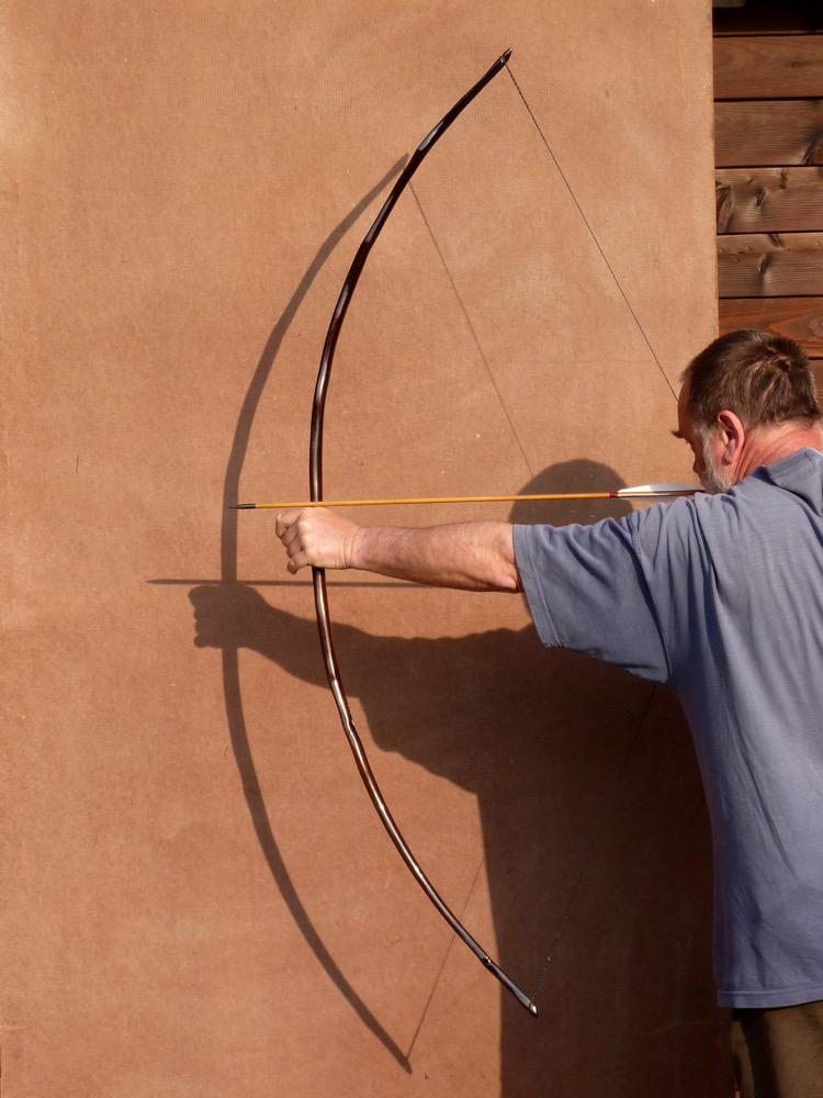 Osage stickbow Maasai - 17 von 21