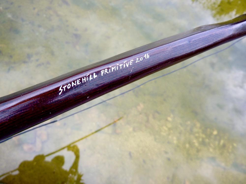 Osage stickbow Maasai - 4 von 21